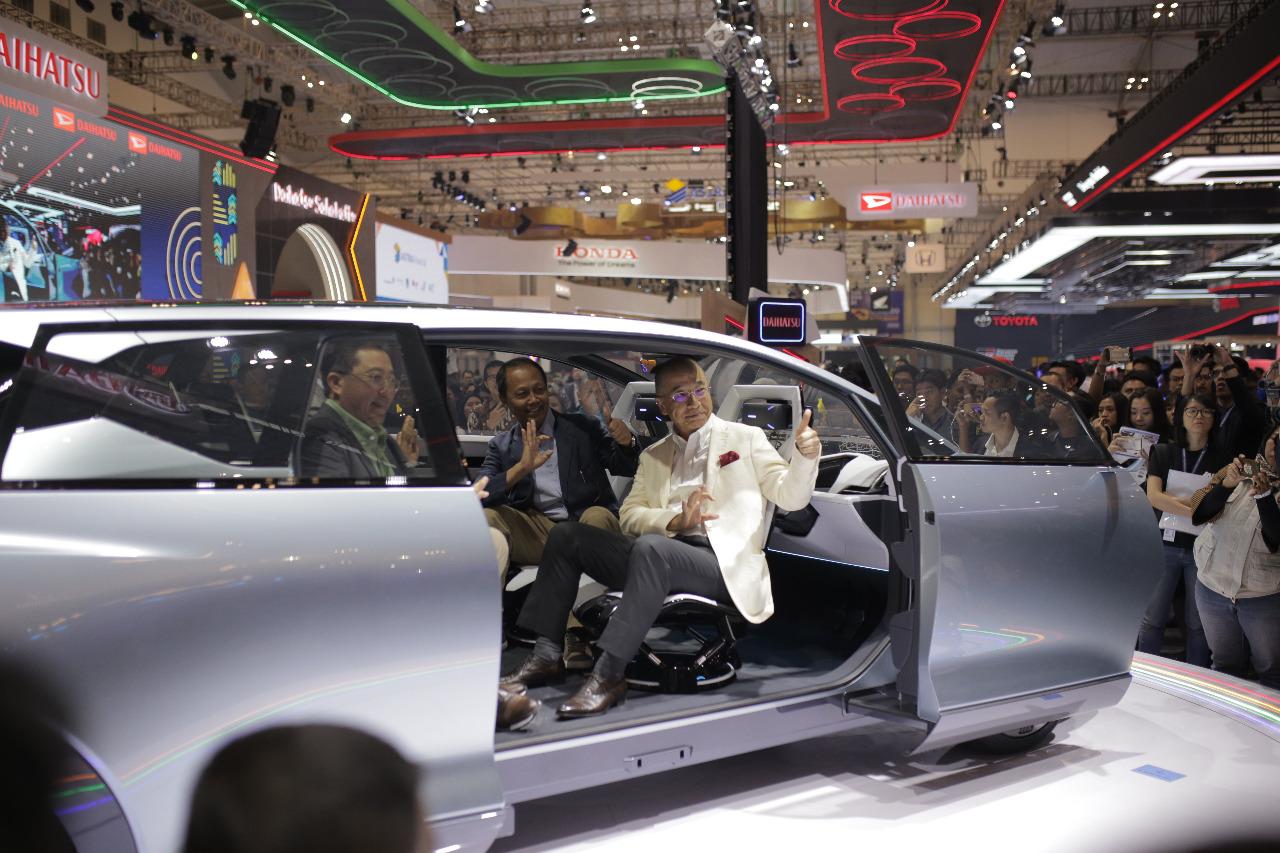 Bertema 'Future Now', GIIAS 2020 Siap Hadirkan Pengalaman Berkendara Masa Depan